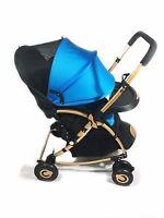 Baby Pram Travel System Pushchair Stroller Buggy Infant 3 Position Front Facing