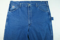 VTG Mens Pointer Brand Carpenter Jeans Pants Made in USA 42 X 30 (actual 38x30)