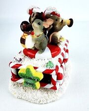 """Charming Tails by Fitz and Floyd """"Sugar Time Band Float"""" Item: 87/104"""