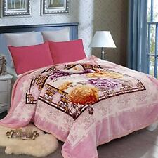 Jml Heavy Blanket Queen Korean Style Fleece Blanket