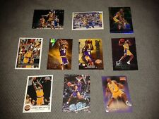 NBA : Kobe Bryant Los Angeles Lakers Basketball Card Selection