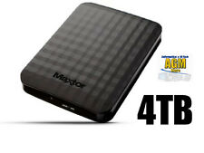 """HARD DISK ESTERNO PORTATILE 2,5"""" MAXTOR SEAGATE 4TB STSHX-M401TCBM 3.0/2.0"""