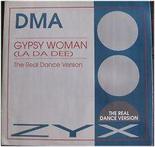 DMA, Gypsy Woman, VG/VG+, Maxi Single EP (6509)