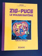 Zig et puce Le voleur de fantome Bédingue 1984 ETAT NEUF Alain Saint Ogan