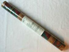 York Southwestern Aztec Stripe Wallpaper Roll Corey Lind 11Yd x 21in Green Rust