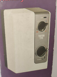 Triton T70 Electric Vintage Shower and accessories New 7.5kw Free Postage