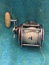 Penn 113H Senator 4/0 Fishing Reel Made In USA GUC 2