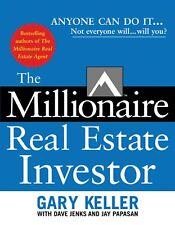 The Millionaire Real Estate Investor by Gary Keller (E-B0OK&AUDI0B00K||E-MAILED)