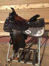 Custom made Reining, Cowboy Dressage Show Saddle