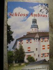10 Euro Österreich 2002 Schloß Ambras    hgh.