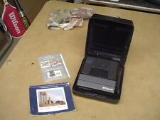 Polaroid Spectra SE Instant Print Camera w Case and Paperwork