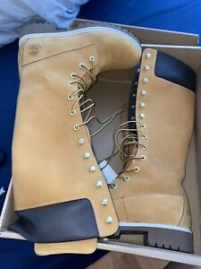 TIMBERLAND ORIGINAL BOOTS KNEE HIGH SIZE Uk5 EXCELLENT CONDITION