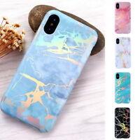 Housse Souple de peau de Silicone PU Etuis Pr iPhone 6/6S plus 7/8 X Phone Case