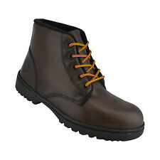 Walk About® 6907 031 SB P HRO Safety boots (Waxed Brown 031)