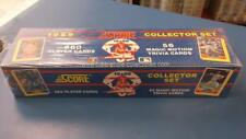 1989 Score Baseball Factory Sealed Set With 660 Player Cards & 56 Magic Motion