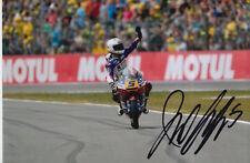 ROMANO Endurance Firmato a Mano RIVACOLD Cecchini 2017 MOTOGP MOTO 3 foto 6X4 1.