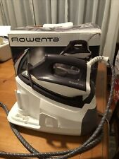 rowenta steam iron station,For Parts,Made In France(read description
