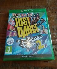 Just Dance Disney Party 2 - Jeu Xbox One - Neuf sous blister - Version française