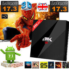 H96 Pro+ Plus Octa Core Android 7.1 TV Box H.265 4K Player Amlogic S912 2GB/16GB