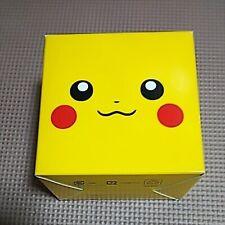 NINTENDO GAME BOY Advance SP Console Pokemon Center PIKACHU Limited Color New