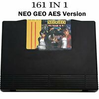 161 in 1 Multi Arcade Cartridge Jamma Game Board for SNK NEO GEO Gaming Console