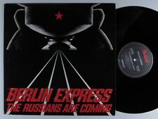 """New listing BERLIN EXPRESS The Russians Are Coming PORTRAIT 12"""" VG++ promo *"""