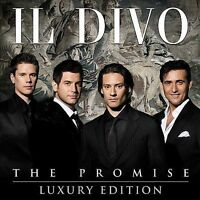Il Divo : The Promise (CD + DVD) (Luxury Edition) CD
