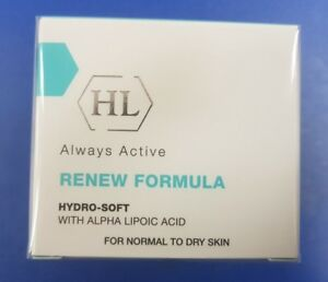 HL HOLY LAND Renew Formula Hydro-Soft Moisturizer 50ml /1.7fl.oz