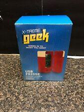 X-Treme Geek USB Fridge Desktop Cooler.