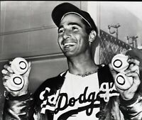 Sandy Koufax Reproduction archival quality photo
