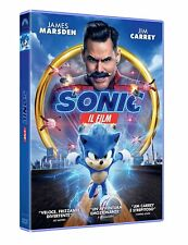 Sonic. Il film (2020) DVD