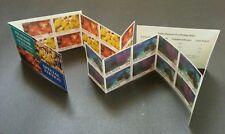 Malaysia Marine Paradise 1995 Coral Reef Ocean (booklet pair) MNH*Rare *c scan