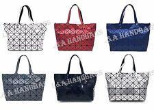 Nuevo Damas Bolso Shopper tendencia de diseñador BAOBAO Edredón Bolsón para el Hombro Cartera de mano