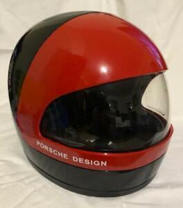 Vintage helmet, Porsche design CP2, by Romer