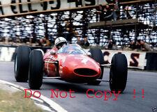 John Surtees Ferrari 158 British Grand Prix 1964 fotografía 2