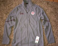 NWT Under Armour 2017-2018 St Pauli FC Soccer Travel Jacket *L*