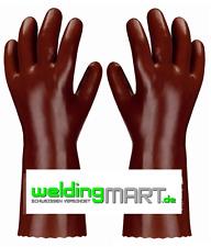 Handschuhe  Säureschutz Säureschutzhandschuhe Beizhandschuhe Beize