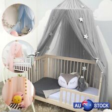 Princess Hanging Baby Bed Canopy Mosquito Net Dome Curtain Tent Children Room