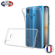 Housse Silicone Ultra Slim Transparente pour Huawei P20 Lite