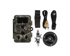 Wildkamera Fotofalle 42 Dioden 12MP Überwachungskamera JAGD Kamera SD Card 16GB