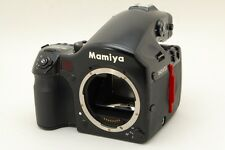 【AB Exc+】 Mamiya 645 AFD II Medium Format SLR Camera Body w/Magazine JAPAN Y3566