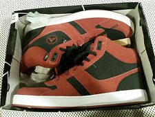 AIRWALK  -  STAR TREK Special Edition Sneakers [Size 12 - RED]  ULTRA RARE   NEW