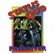 STATUS QUO ( NEW SEALED CD ) PILEDRIVER ( REMASTERED + 1 BONUS TRACK )