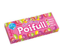 Japan Meiji Poiful Jellybeans Gummy Candy