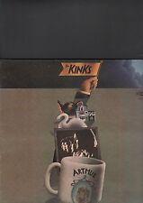 KINKS - arthur (or the decline and....) LP USA press