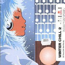Winter Chill, Vol. 2 by Various Artists (CD Nov 2000  2 Discs, Hed Kandi) BOX015