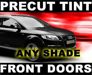 Black 20/% VLT FILM Ford Explorer 02-05 4 Dr PreCut Window Tint