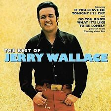The Best Of Jerry Wallace - The Country Years, New Music