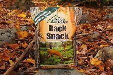 Deer Attractant, Supplement, Mineral, Feed, Rough Ridge Rack Snack 8lb LESS SALT