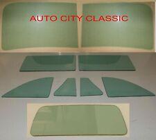 Glass 1949 1950 1951 Chev Styleline Sedan Windshield Vent Door Quarter Rear GT